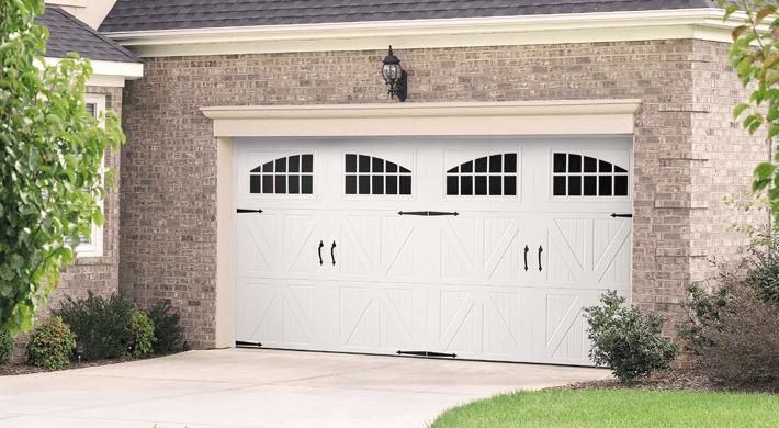 Amarr Stock Classica Garage Door
