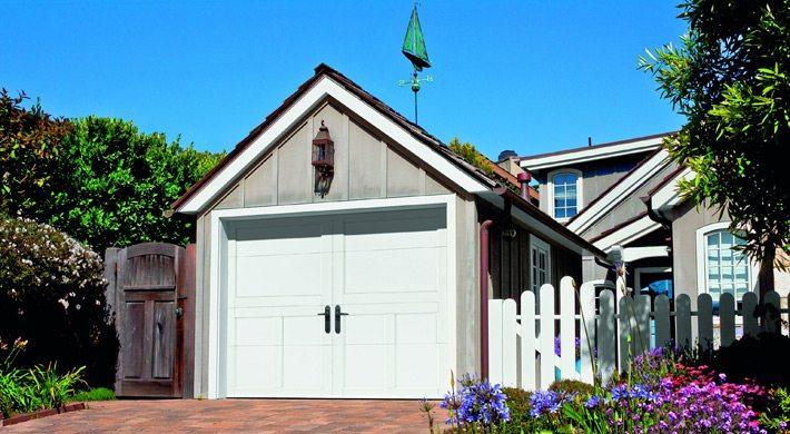 Amarr Carriage Court Garage Door