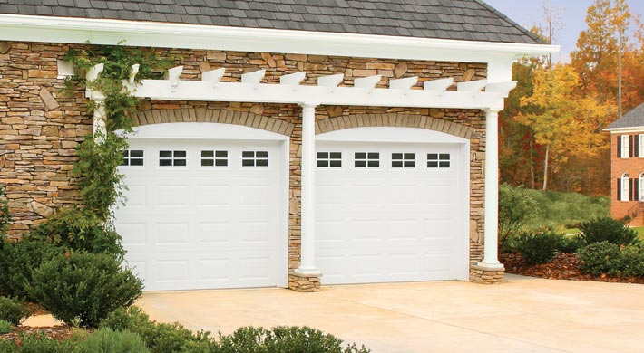 Amarr Stratford Garage Door Collection