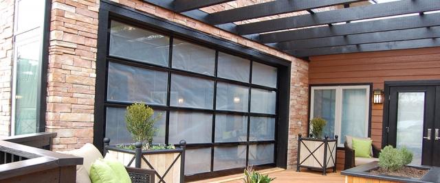 Clopay Avante Garage Door Collection Example